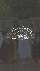 Glass and Cheers